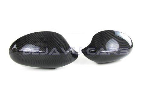 OEM LINE Carbon spiegelkappen voor BMW 1 Serie E82 / E87