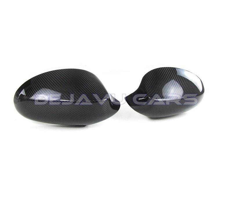 Carbon spiegelkappen für BMW 1 Serie E82 / E87