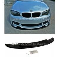 Front splitter for BMW 1 Series E81 / E82 / E87 / E88