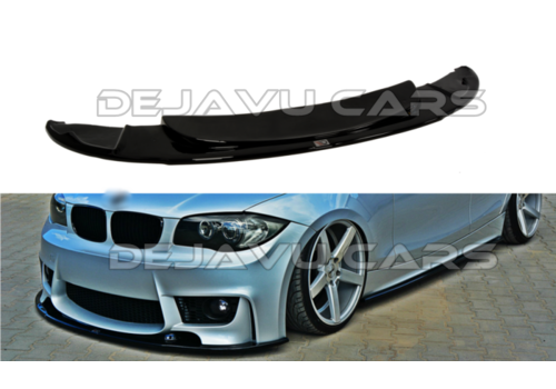 Maxton Design Front splitter for BMW 1 Series E81 / E82 / E87 / E88