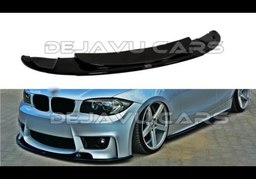 Maxton Design Front splitter voor BMW 1 Serie E81 / E82 / E87 / E88
