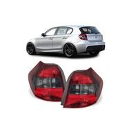 Rot/Smoke Rückleuchten für BMW 1 Serie E81 / E87