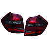 OEM LINE Rood/Smoke Achterlichten voor BMW 1 Serie E81 LCI / E87 LCI