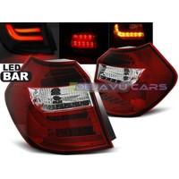 LED BAR Achterlichten voor BMW 1 Serie E81 / E87