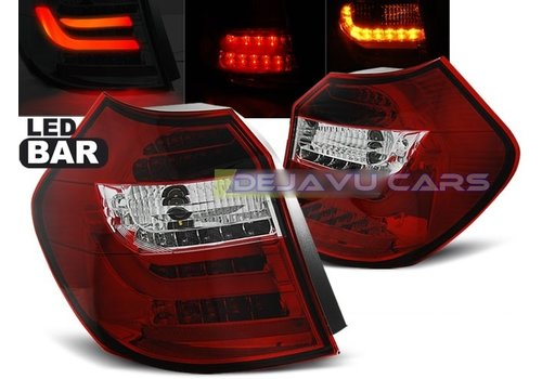 OEM LINE LED BAR Tail Lights for BMW 1 Series E81 / E87