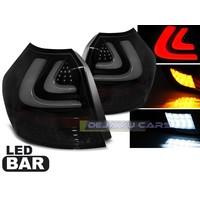 Smoke/Schwarz LED BAR Rückleuchten für BMW 1 Serie E81 / E87