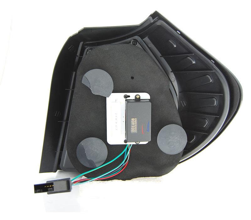 Smoke/Black LED BAR Tail Lights for BMW 1 Series E81 / E87