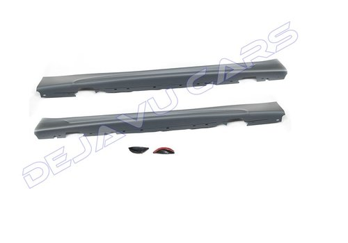 OEM LINE M-Performance Look Side skirts voor BMW 1 Serie E82 / E88