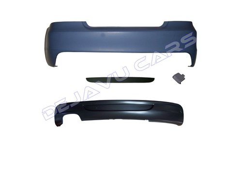 OEM LINE M-Tech Look Rear bumper for BMW 1 Series E82 / E88