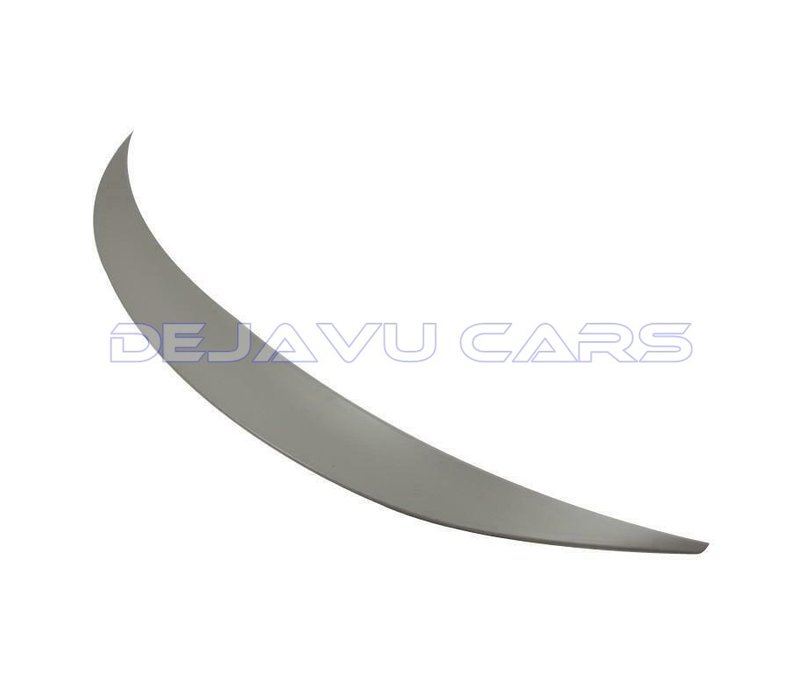 M Look Tailgate spoiler lip for BMW 1 Series E82 Coupe