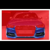 S line / S3 Look Voorbumper voor Audi A3 8V