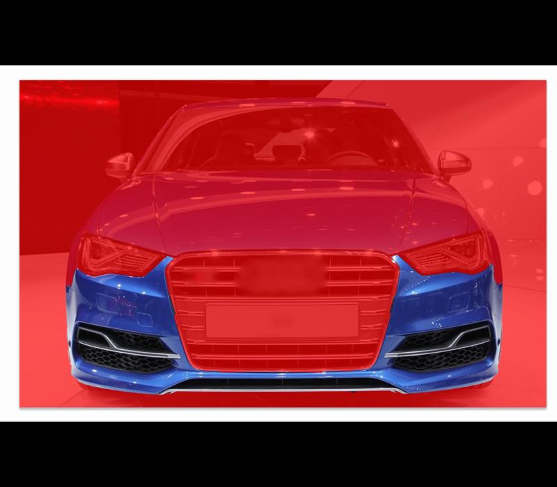 S line / S3 Look vordere Stoßstange für Audi A3 8V