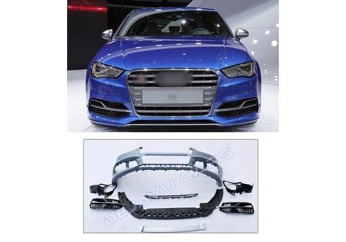 OEM LINE S line / S3 Look vordere Stoßstange für Audi A3 8V
