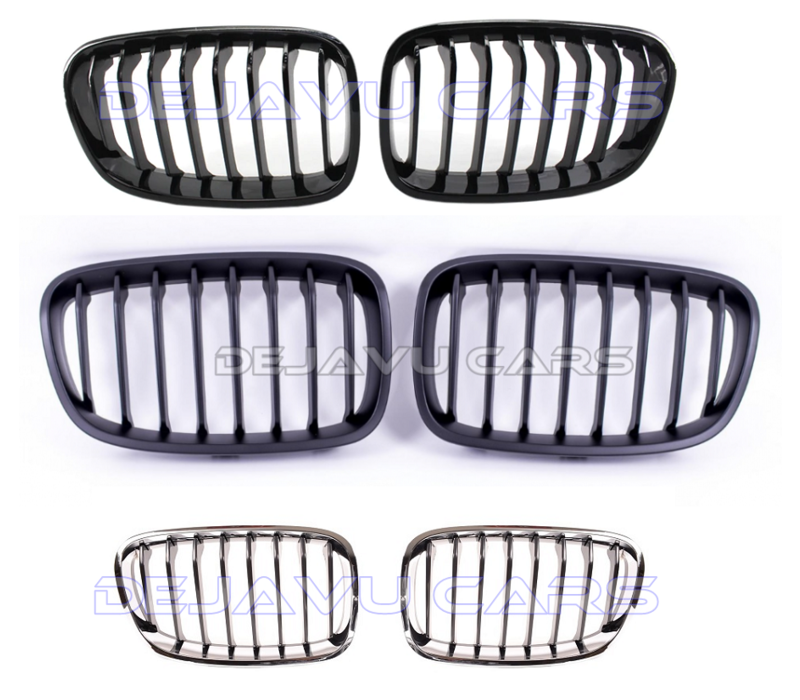 M-Performance Look Front Grill voor BMW 1 Serie F20 / F21