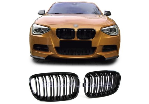 OEM LINE M Look Front Grill voor BMW 1 Serie F20 / F21