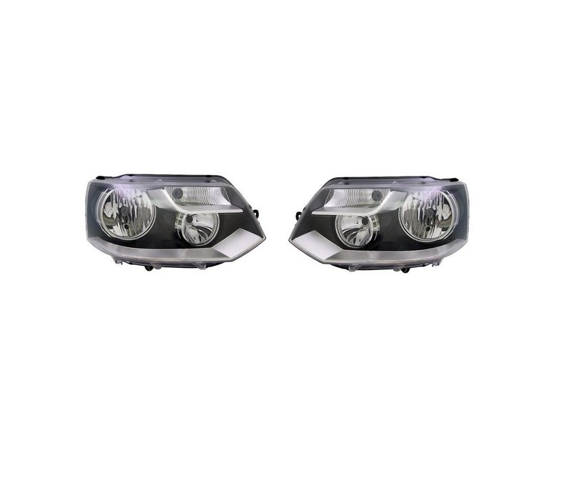 Headlights for Volkswagen Transporter T5