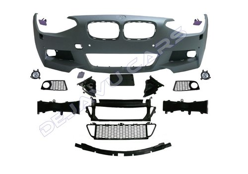 OEM LINE M-Tech / M-Performance Look Front bumper for BMW 1 Series F20 / F21