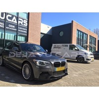 M-Performance Upgrade Kit für BMW 1 Serie F20 / F21 mit M-Tech vordere Stoßstange