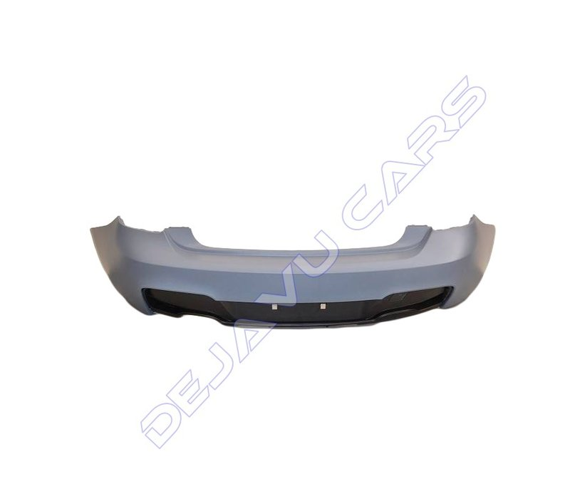 M Look Rear bumper for BMW 1 Series F20 / F21