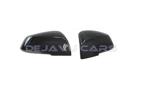 OEM LINE Carbon spiegelkappen für BMW F20/F21/F22/F23/F30/F31/F32/F33/F34/F36/X1 E84/ i3
