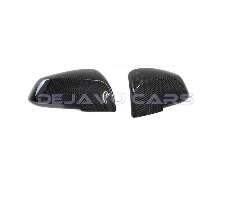 Carbon mirror caps for BMW F20/F21/F22/F23/F30/F31/F32/F33/F34/F36/X1 E84/ i3