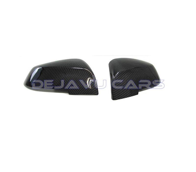 Carbon spiegelkappen voor BMW F20/F21/F22/F23/F30/F31/F32/F33/F34/F36/X1 E84/ i3