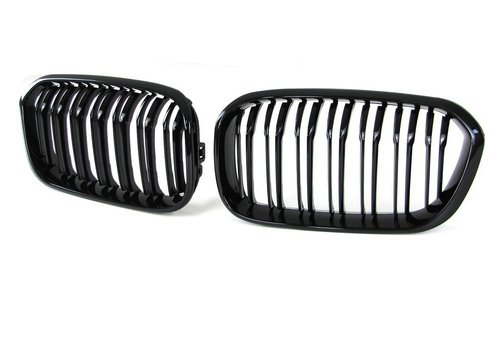 OEM LINE M Look Front Grill for BMW 1 Series F20 / F21 LCI