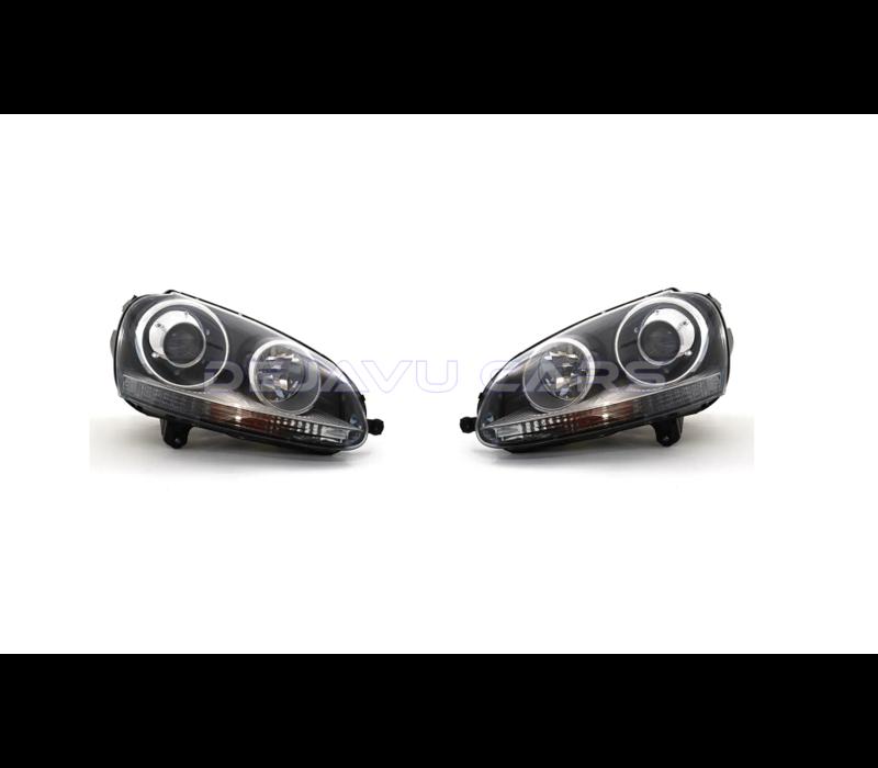D2S Xenon Headlights for Volkswagen Golf 5 & Jetta 3