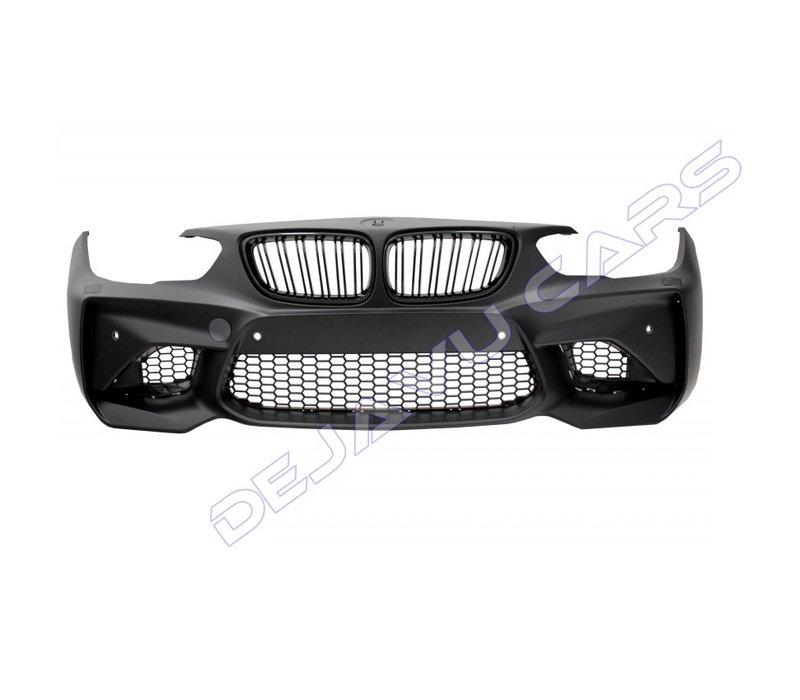 M2 Look Front bumper for BMW 1 Series F20 / F21 LCI
