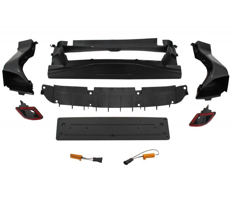 M2 Look Voorbumper voor BMW 1 Serie F20 / F21 LCI