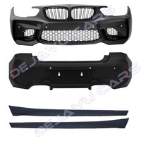 M2 Look Body Kit for BMW 1 Series F20 / F21 LCI