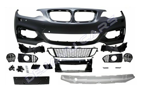 OEM LINE M235i Look Front bumper for BMW 2 Series F22 / F23