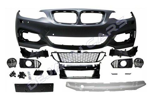 OEM LINE M235i Look Voorbumper voor BMW 2 Serie F22 / F23