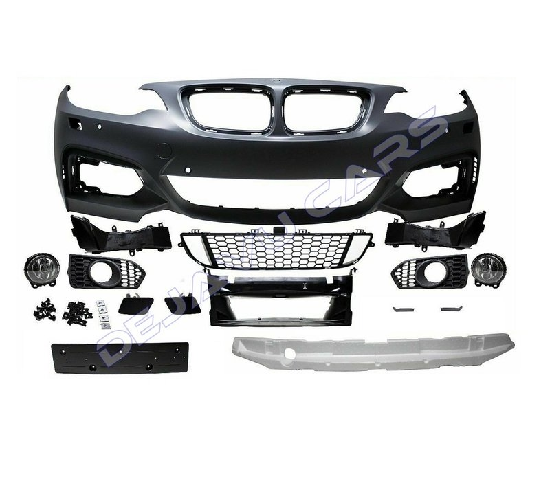 M235i Look Front bumper for BMW 2 Series F22 / F23