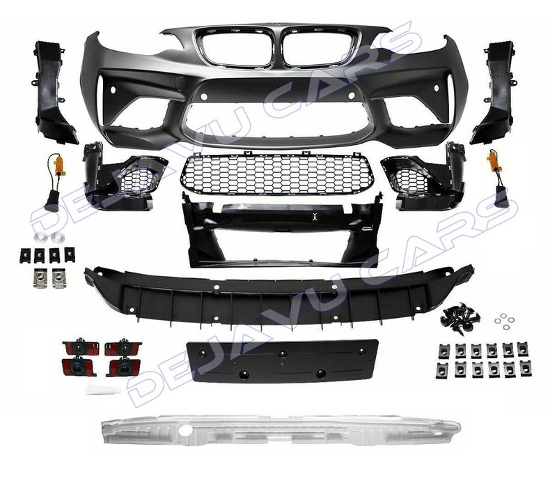 M2 Look Front bumper for BMW 2 Series F22 / F23