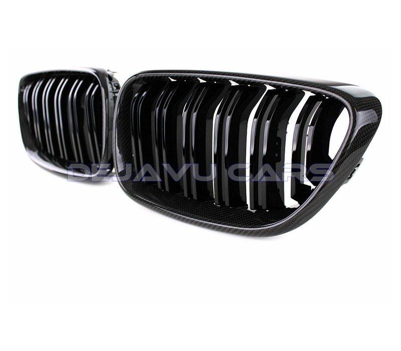 M2 Look Kühlergrill für BMW 2 Serie F22 / F23