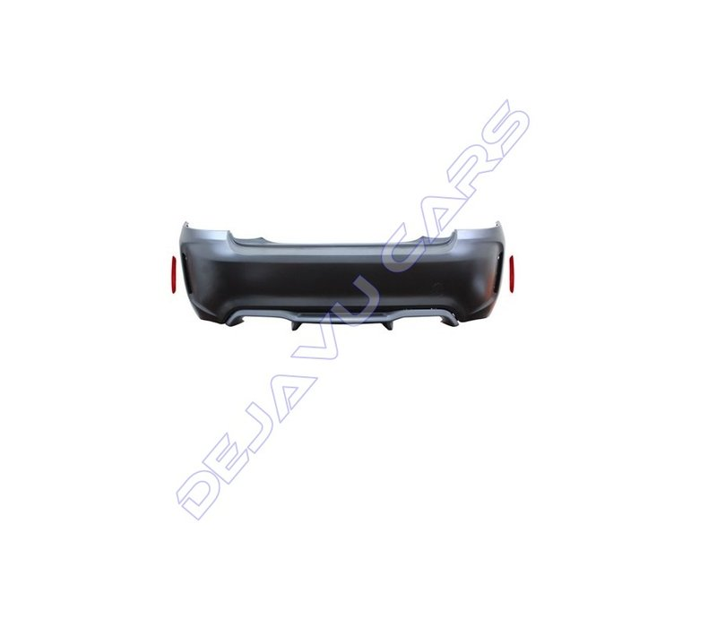 M2 Look Rear bumper for BMW 2 Serie F22 / F23