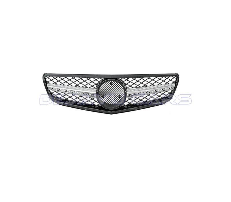 C63 AMG Look Front Grill voor Mercedes Benz C-Klasse W204