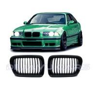 Sport Look Front Grill voor BMW 3 Serie E36