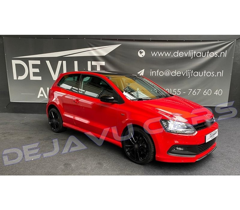 R Line Look Front bumper for Volkswagen Polo 5 (6R/6C)