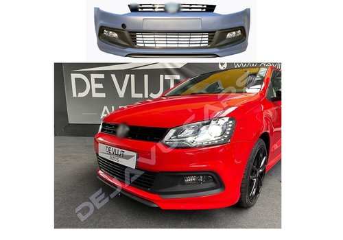 OEM LINE R Line Look Front bumper for Volkswagen Polo 5 (6R/6C)