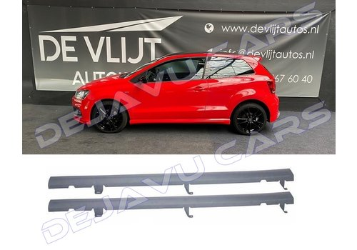 OEM LINE R line Look Side skirts for Volkswagen Polo 5 (6R/6C)
