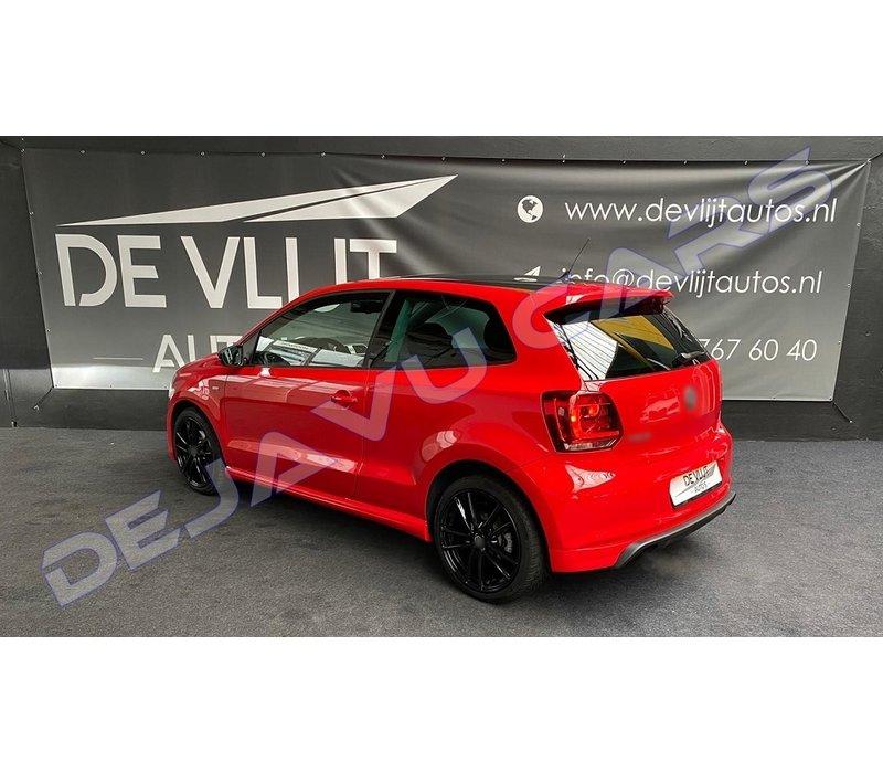 R line Look hintere Stoßstange für Volkswagen Polo 6R / 6C