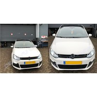 Bi Xenon GTI Look LED Headlights for Volkswagen Polo 6R / 6C