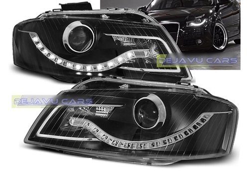 OEM LINE Xenon Look LED Headlights for Audi A3 8P