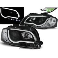 Xenon Look LED Koplampen voor Audi A3 8P