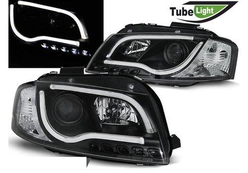 OEM LINE Xenon Look LED Koplampen voor Audi A3 8P