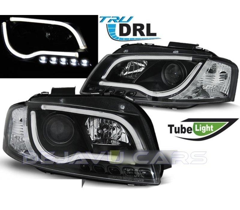 Xenon Look LED Scheinwerfer für Audi A3 8P