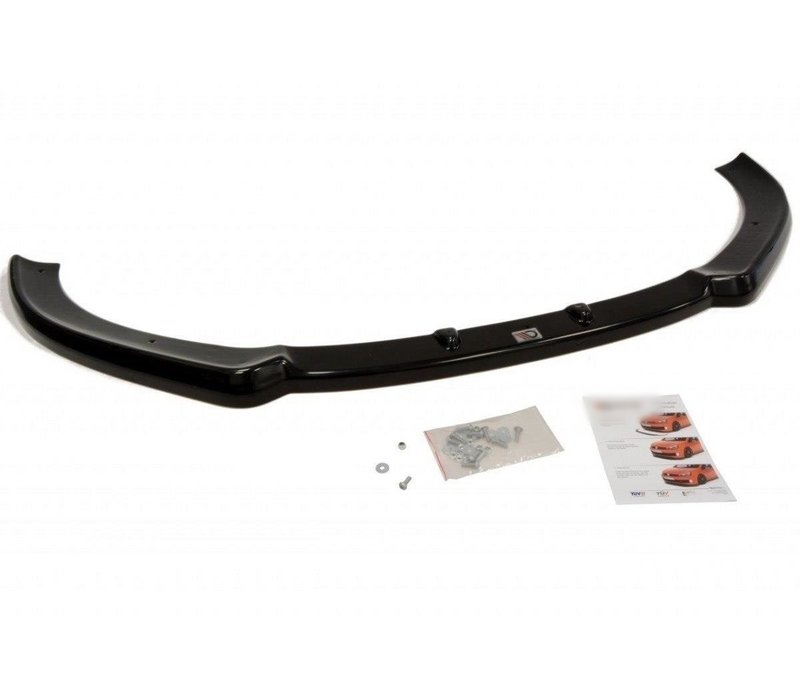 Front splitter for Audi A3 8P