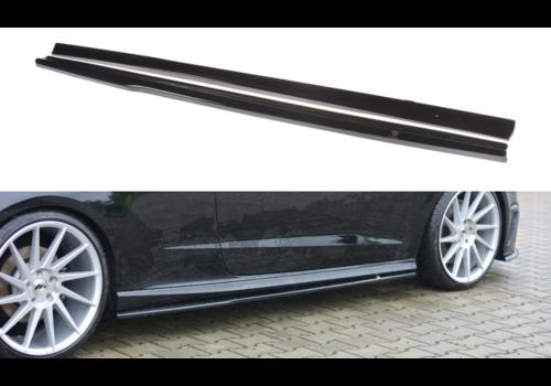 Maxton Design Seitenschweller Diffusor für Audi S3 8V / A3 8V S line Hatchback